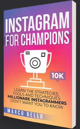Instagram For Champions 3D Small